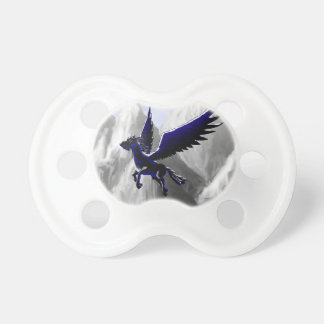 A Pegasus Flying Baby Pacifiers