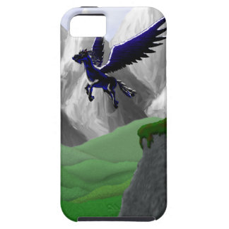 A Pegasus Flying iPhone 5 Case