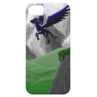 A Pegasus Flying iPhone 5 Cover