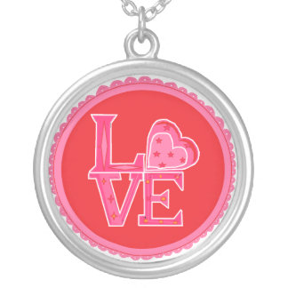 A PENDANT WITH LOVE