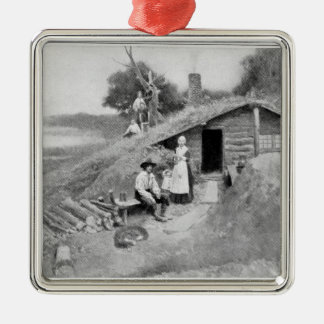 A Pennsylvania Cave-Dwelling Christmas Ornament