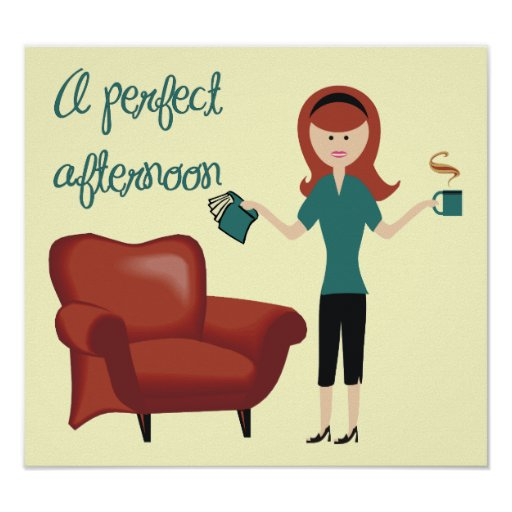 A Perfect Afternoon Poster