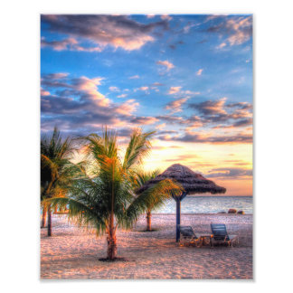A Perfect Beach Art Photo