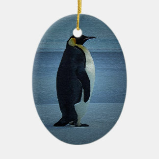 A Perfect Penguin Christmas Ornament