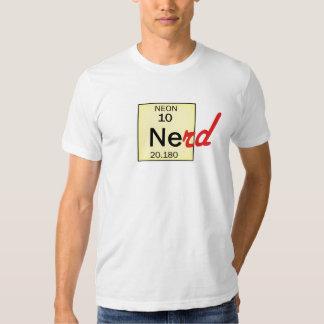 A Periodical Nerd's world Shirts