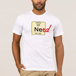 A Periodical Nerd's world T-Shirt