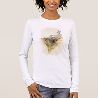 A Persian Water Wheel, used in raising water from Long Sleeve T-Shirt