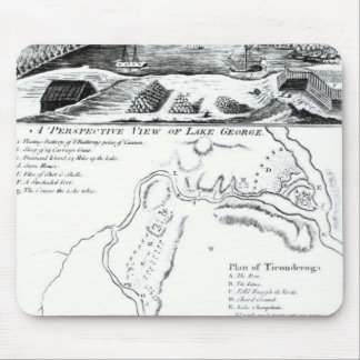 A Perspective View of Lake George Mouse Pad