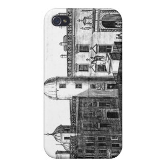 A Perspective View of the Parliament House iPhone 4/4S Cover