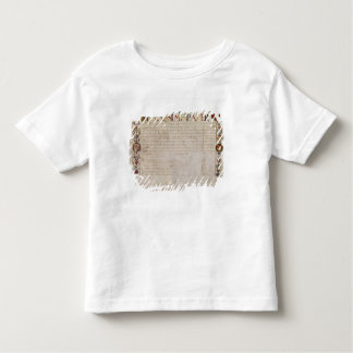 A petition from the German banking family Toddler T-Shirt