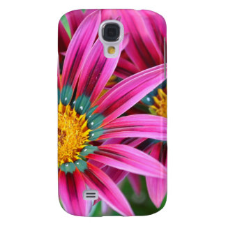 A phone case with colorful flowers galaxy s4 cases