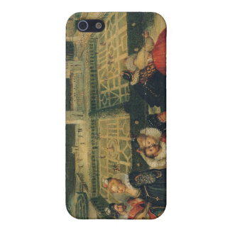A Picnic in a Park Cover For iPhone 5