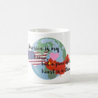 A Piece of My Heart is is China Coffee Mug