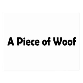 A Piece of Woof Postcards