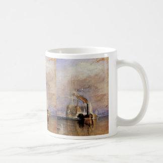 A Pier Of Calais By Turner Joseph Mallord William Coffee Mug