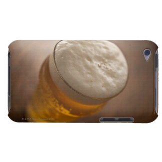 A pint of lager, back lir shallow focus rustic barely there iPod cover