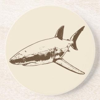 A Pirates Life sharkcoaster_1 Drink Coaster