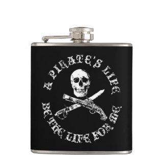 A Pirates Life skullflask_5 Flask