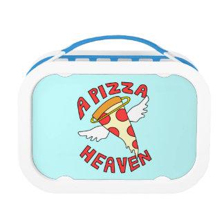 A Pizza Heaven Lunch Box