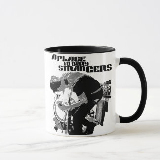 A Place to Bury Strangers Oliver Design Mug