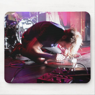 A Place to Bury Strangers Psychedelic Mousepad