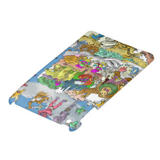 A place to feel at peace. iPad mini cases