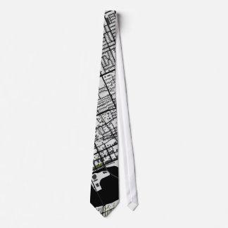 A Planner's Neck Tie