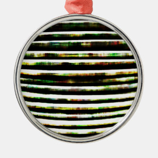 A plate full christmas ornament