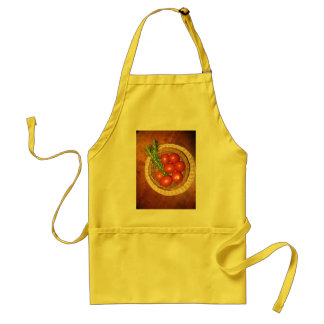 A Platter of Tomatoes. Standard Apron