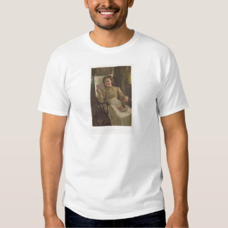 A Pleasing Subject by John George Brown Tee Shirts