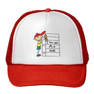 A Plus Kid Mesh Hats