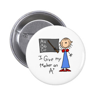 A Plus Teacher Button