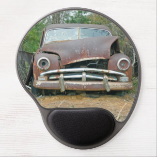 A Plymouth Rusted Remains Gel Mouse Mat