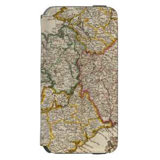 A pocket companion of Ireland Incipio Watson™ iPhone 6 Wallet Case