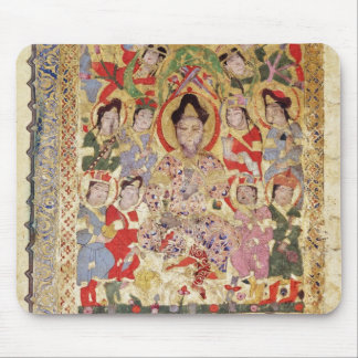 A Poet Singer, Musicians and Singers Mouse Mat