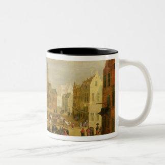 A Port Two-Tone Coffee Mug