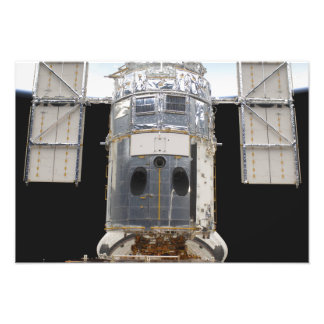 A portion of the Hubble Space Telescope Photo Print