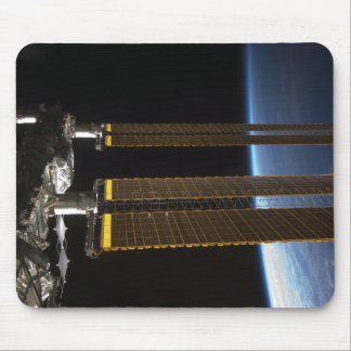 A portion of the International Space Station 2 Mouse Mat