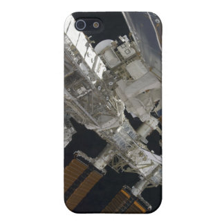 A portion of the International Space Station 3 Case For iPhone 5/5S