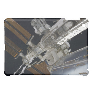 A portion of the International Space Station 3 Case For The iPad Mini