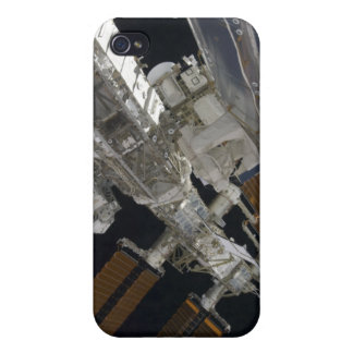 A portion of the International Space Station 3 Covers For iPhone 4