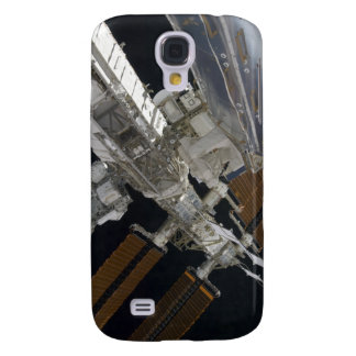 A portion of the International Space Station 3 Galaxy S4 Case