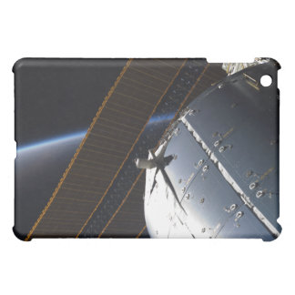 A portion of the International Space Station iPad Mini Covers