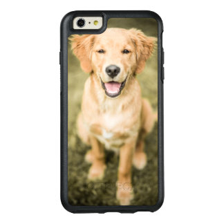 A Portrait Of A Golden Retriever Puppy OtterBox iPhone 6/6s Plus Case