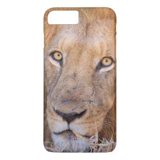 A portrait of a Lion iPhone 8 Plus/7 Plus Case