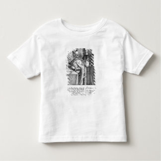 A Portrayal of Titus Oates Toddler T-Shirt