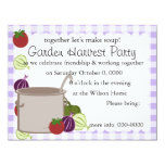 A Pot Of Soup 11 Cm X 14 Cm Invitation Card