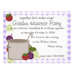 A Pot Of Soup Personalized Invite