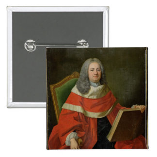 A President of the Parliament 15 Cm Square Badge