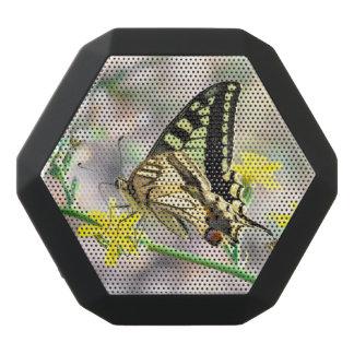 A Pretty Butterfly Black Bluetooth Speaker